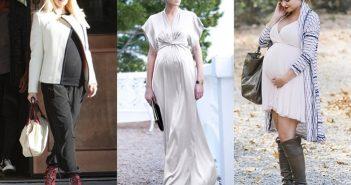 Tuyệt chiêu chọn váy đẹp cho bà bầu công sở