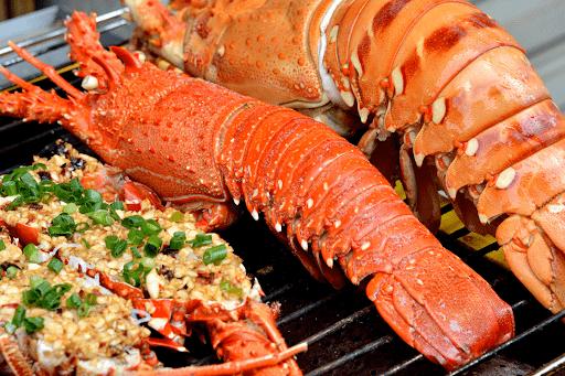 Thịt tôm hùm giàu dinh dưỡng hơn nhiều lần các loại thịt khác