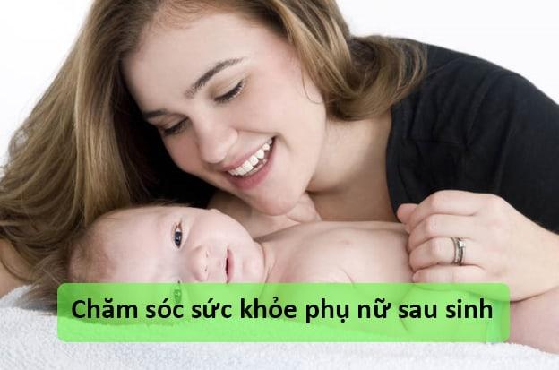 Chăm sóc sức khỏe phụ nữ trước sinh