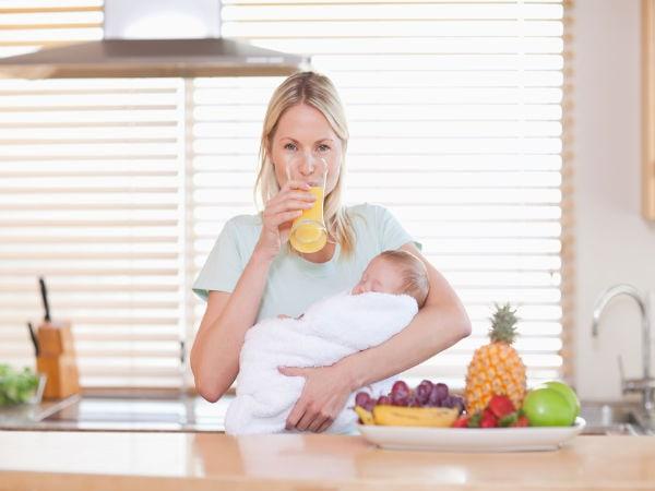Nhưng cũng cần phải kiêng một số loại để tốt cho sức khỏe của cả mẹ và bé