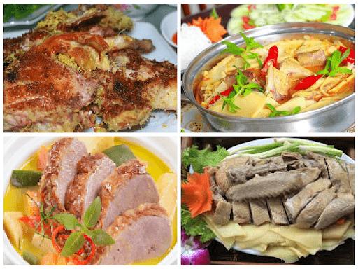 Một số cách chế biến thịt vịt ngon cho mẹ bầu tham khảo
