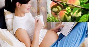 Phụ nữ mang thai có cần kiêng ăn đào? Ăn thế nào là đúng cách?