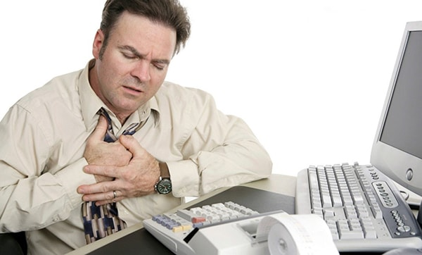 Khó thở, tức ngực kéo dài là biểu hiện của bệnh gì? 1