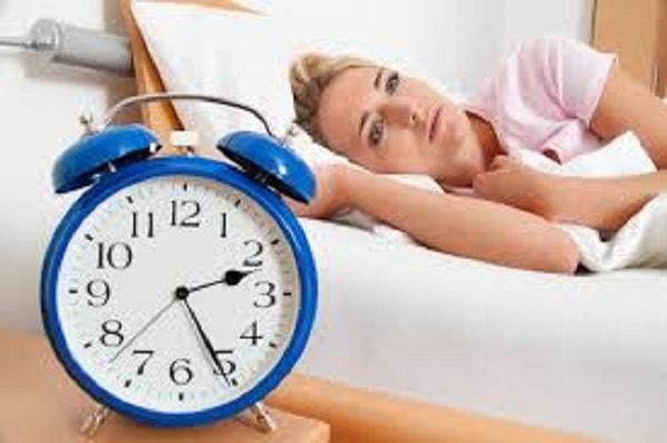 chăm sóc bệnh nhân rối loạn giấc ngủ