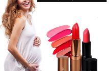 Hướng dẫn mẹ bầu sử dụng son môi đúng cách