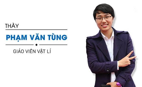 Thầy Phạm Văn Tùng