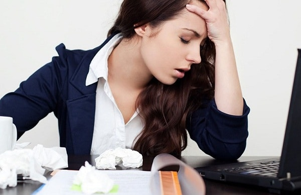 Căng thẳng, mất ngủ, lo âu có thể gây ra bệnh nguy hiểm 3