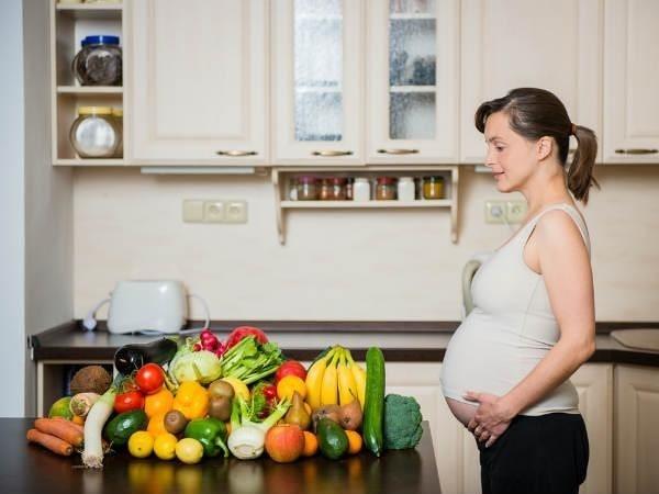Bà bầu bị tiêu chảy nên ăn gì