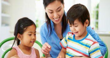 Gợi ý cho cha mẹ cách dạy trẻ 5 tuổi đánh vần tại nhà hiệu quả