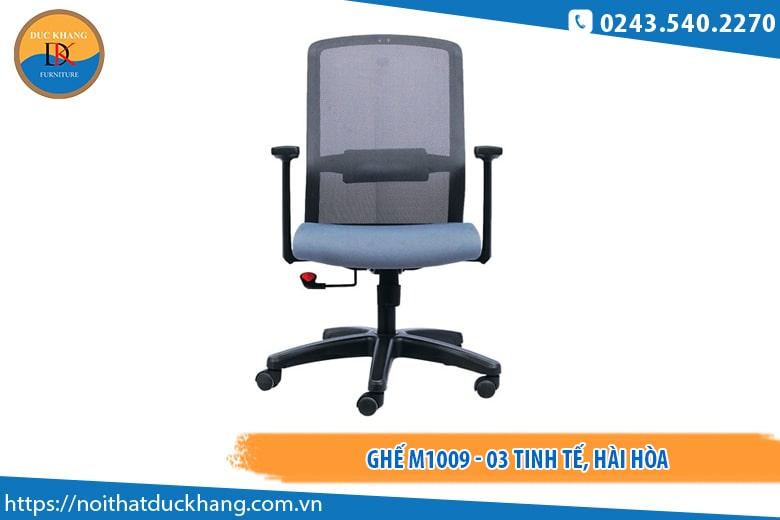 Ghế M1009 - 03 tinh tế, hài hòa