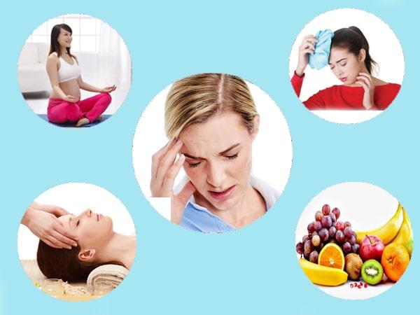 Lời khuyên từ bác sĩ dành cho mẹ bị đau đầu khi mang thai 3 tháng giữa
