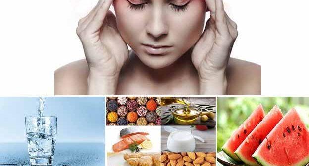 Người bị đau đầu nên ăn gì để nhanh khỏi bệnh?