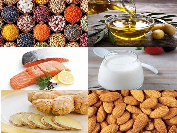 Các loại thực phẩm mà người bị đau đầu nên ăn