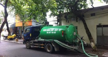 Tại sao nên sử dụng dịch vụ hút bể phốt tại Phú Xuyên?