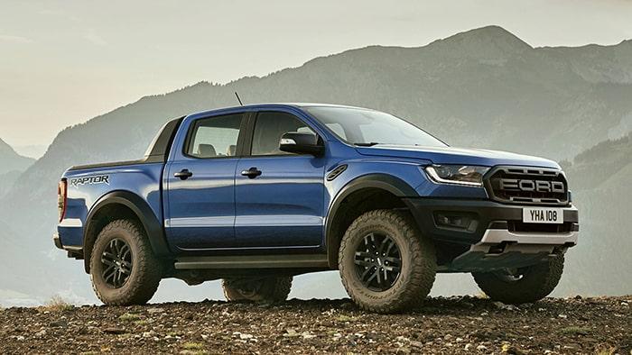 Ford Ranger Raptor - doanh số tiêu thụ số 1 cho dòng xe bán tải