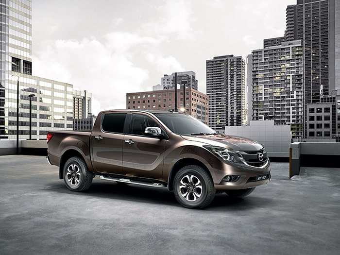 """Mazda BT – 50 - thiết kế xe bán tải không bao giờ lỗi """"mốt"""""""