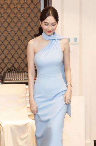 Hoa hậu Đặng Thu Thảo cũng là một động lực để chị em giảm cân