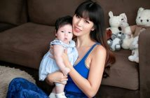 Cách giữ dáng đẹp của sao Việt sau sinh