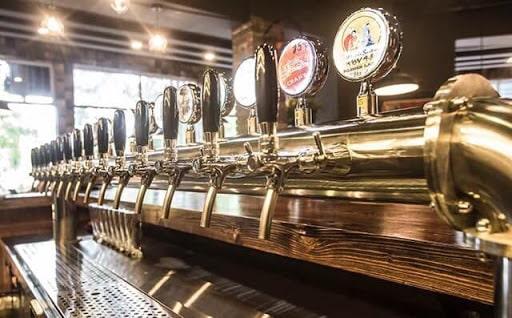 Có nhiều dòng bia thủ công khác nhau