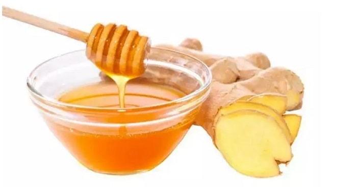 Trà gừng mật ong giúp giảm ho hiệu quả