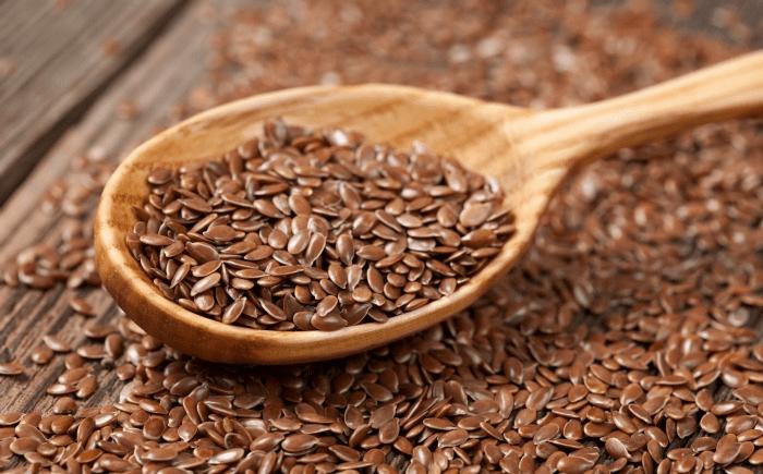 Hạt lanh chứa những dưỡng chất không thể thiếu với buồng trứng