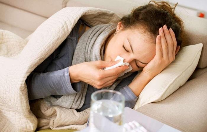 Phụ nữ mang thai 3 tháng đầu cần đặc biệt lưu ý khi bị cảm cúm