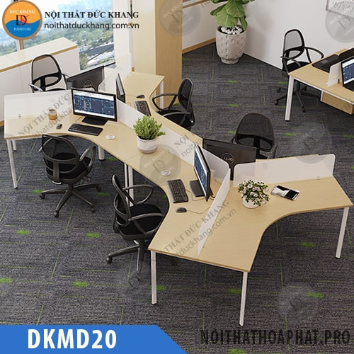 Cụm bàn làm việc DKMD20