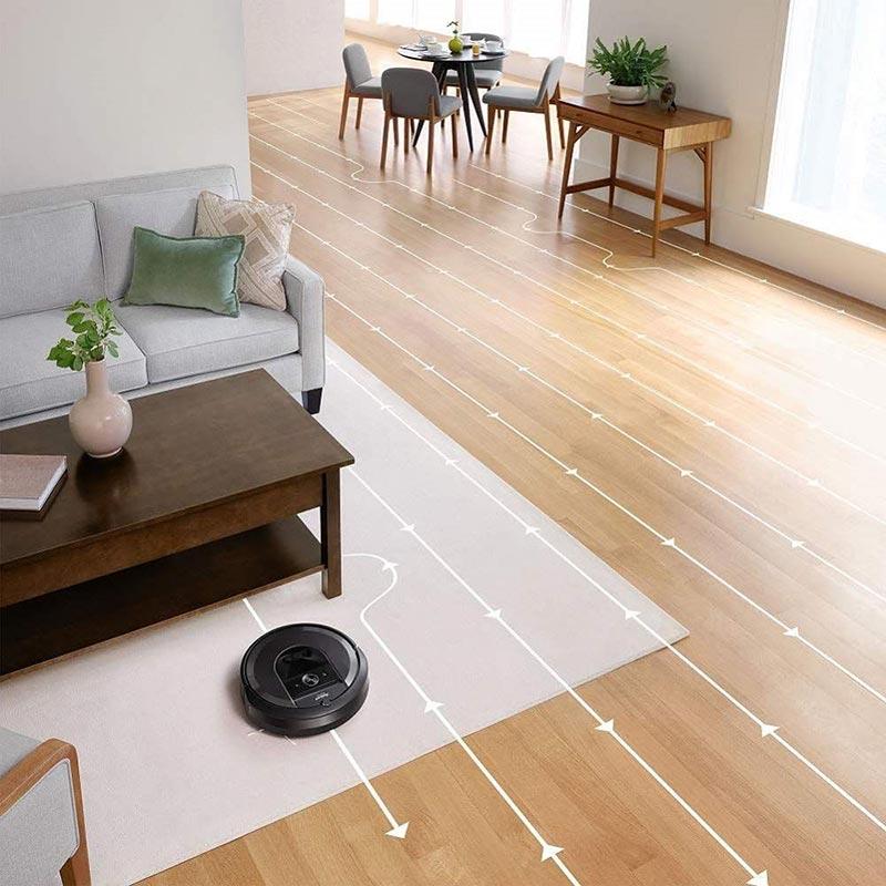 IRobot Roomba i7 có khả năng điều hướng thông minh