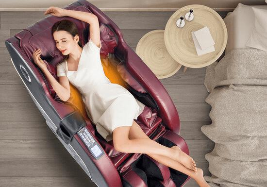 Sự khác biệt về công dụng của ghế massage hồng ngoại với ghế massage thường