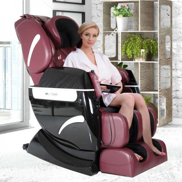 Kinh nghiệm nên mua ghế massage loại nào tốt?