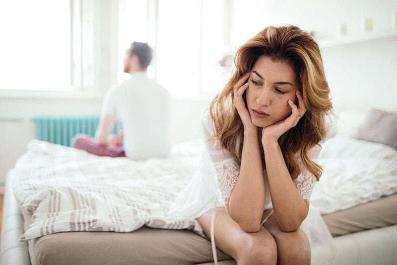 Rất nhiều phụ nữ 40 bị suy giảm ham muốn tình dục