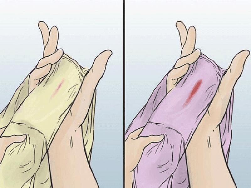 Máu báo thai