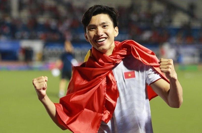 Cầu thủ trẻ Đoàn Văn Hậu