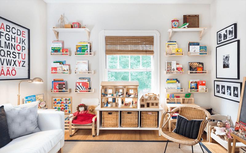 Tiết kiệm không gian với những đồ nội thất tối giản